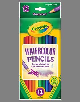 Rendimiento y calidad No tóxicos      Descripción    Colores que al contacto con el agua, transforman tus dibujos a lápiz en creaciones de acuarela.