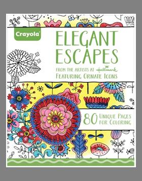 Rendimiento y calidad      Descripción    Libro de mándalas para adultos con diseños que relajan mientras los coloreas. Diseños exclusivos de la artista de Hallmark Terry Runyan. Dibujos con detalles definidos. El libro incluye 80 hojas gruesas.