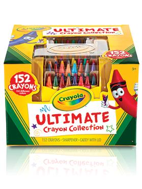 Rendimiento y calidad Realmente lavables No tóxicos      Descripción    Incluye: 152 crayones en diferentes colores, 01 tajador para crayones y 01 estuche de plástico con tapa.