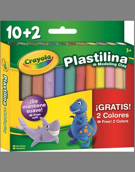 Rendimiento y calidad No tóxicos      Descripción    12 Plastilinas en barra en diferentes colores. Ayuda a la desarrollar las habilidades motoras de los niños.