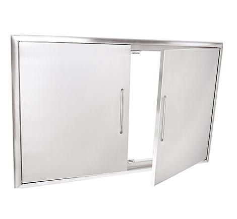 -Acero inoxidable 304  -Espacio útil para almacenamiento  -Espacio para papel toalla en el interior.  -No aplica otras promociones  * LOS CAMBIOS Y/O DEVOLUCIONES APLICAN ÚNICAMENTE POR PROBLEMAS TÉCNICOS.