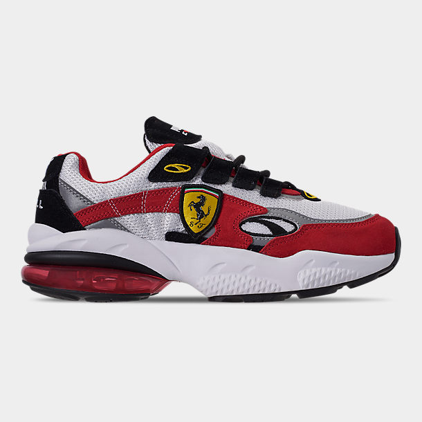 PUMA - FERRARI COLLECTION RED - ZAPATILLAS PUMA HOMBRE ...