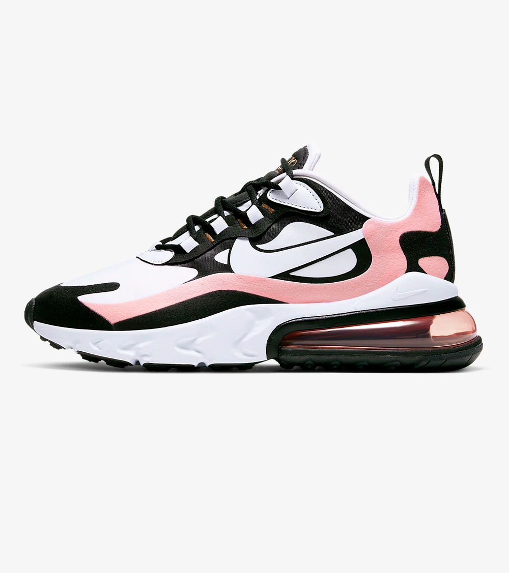 AIR MAX 270 REACT Bleached Coral - ZAPATILLAS DE MUJER NIKE ...