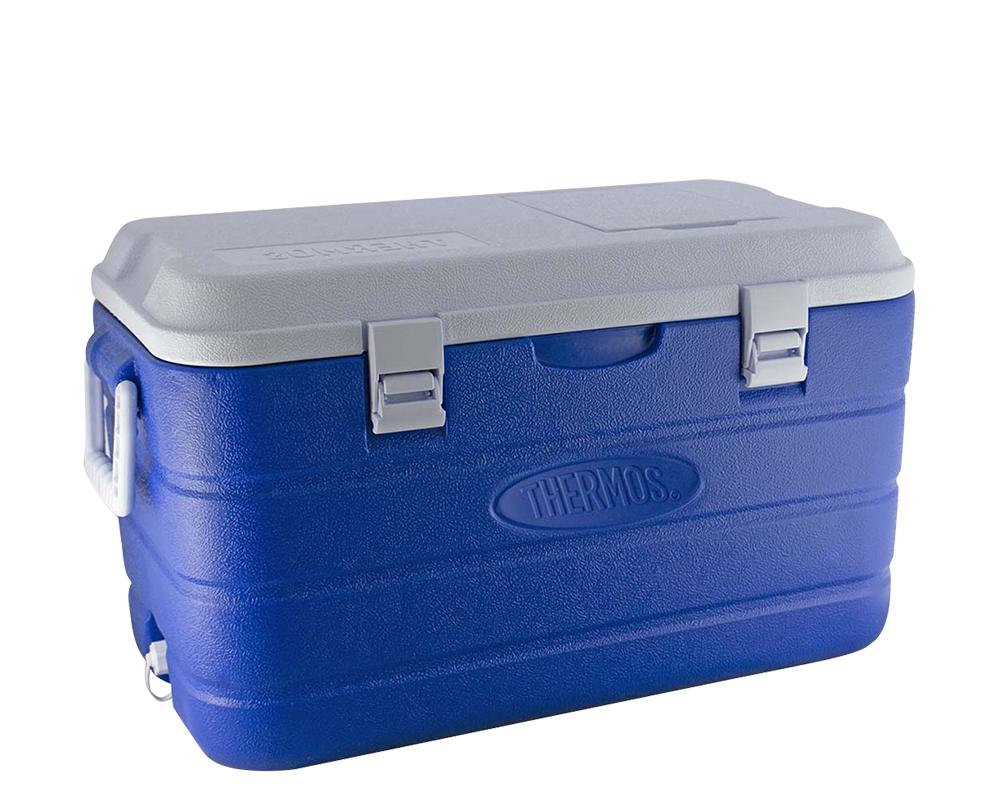 Características:  Máxima retención de temperatura: asegura la frescura de los alimentos y bebidas que transportas. Material: Espuma de poliuretano. Asas laterales para un fácil transporte. Tapa superior adicional para fácil acceso a los contenidos (Modelo SumCo-40). 4 posavasos en la tapa (Modelo Sumco-A-60L). No retiene olores. Material no tóxico, libre de BPA.