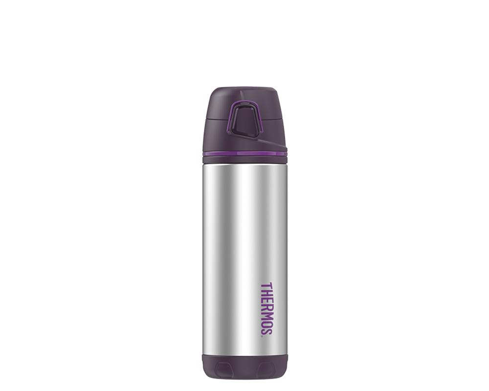 Características:  Capacidad: 470 ML Material: Interior y exterior de acero Inoxidable. Sistema: Antiderrame. Mantiene bebidas calientes por 12 horas y frías por 24 horas. No retiene olores.