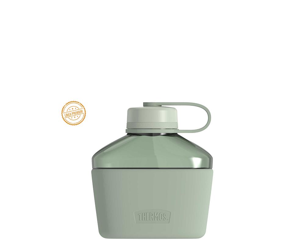 Características:  Material: plástico libre de BPA Capacidad: 1L No retiene olores.