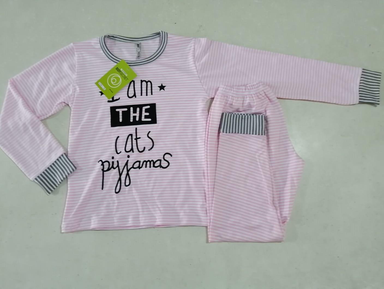 Pijama de Algdón  Hecha en el Perú