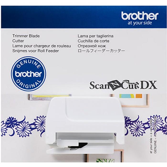 Cuchilla de sustitución para acoplamiento del alimentador de bobina (Roll Feeder), para su uso con la máquina Brother ScanNCut DX.
