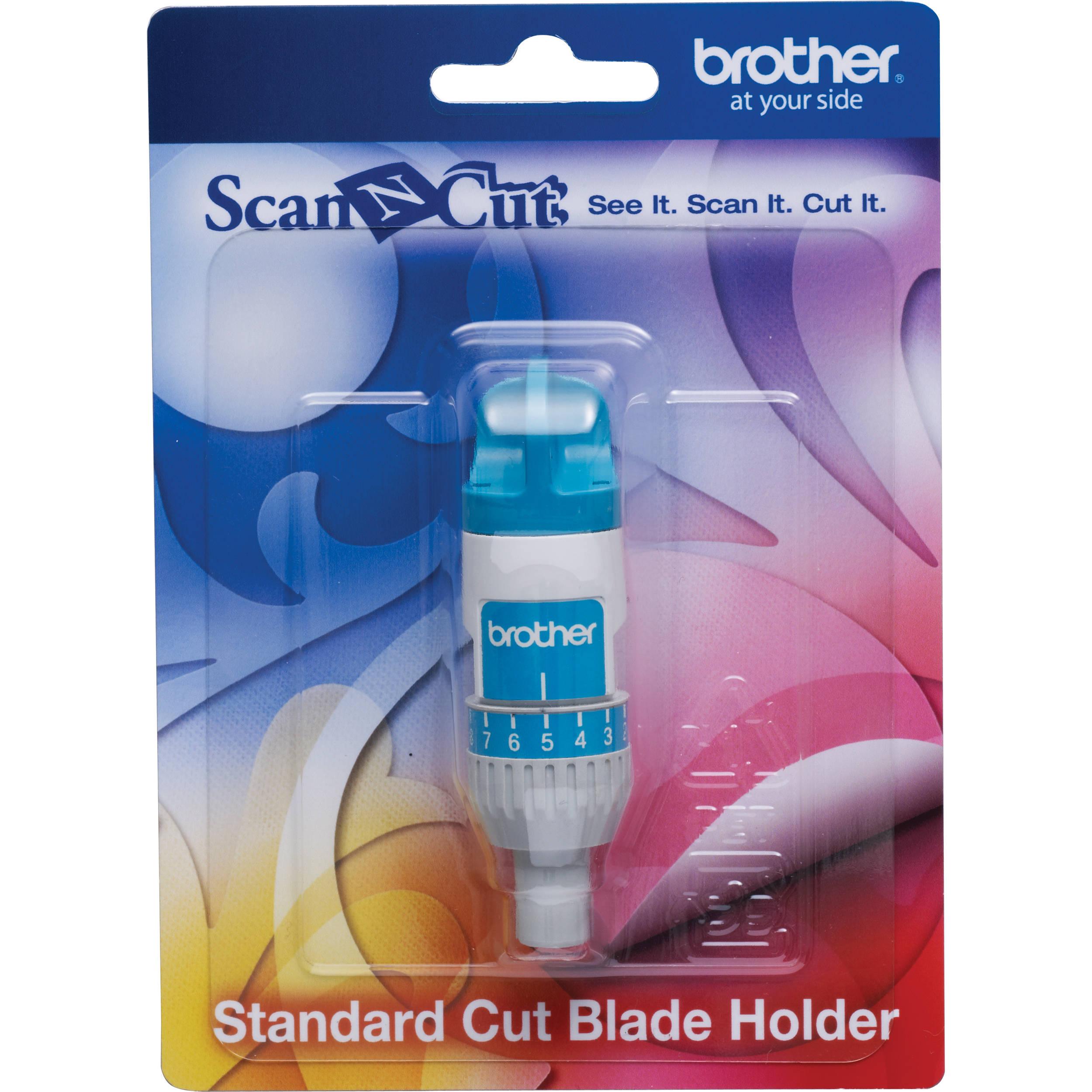 Accesorio para introducir la cuchilla de corte estánar de la herramienta de corte ScanNCut.