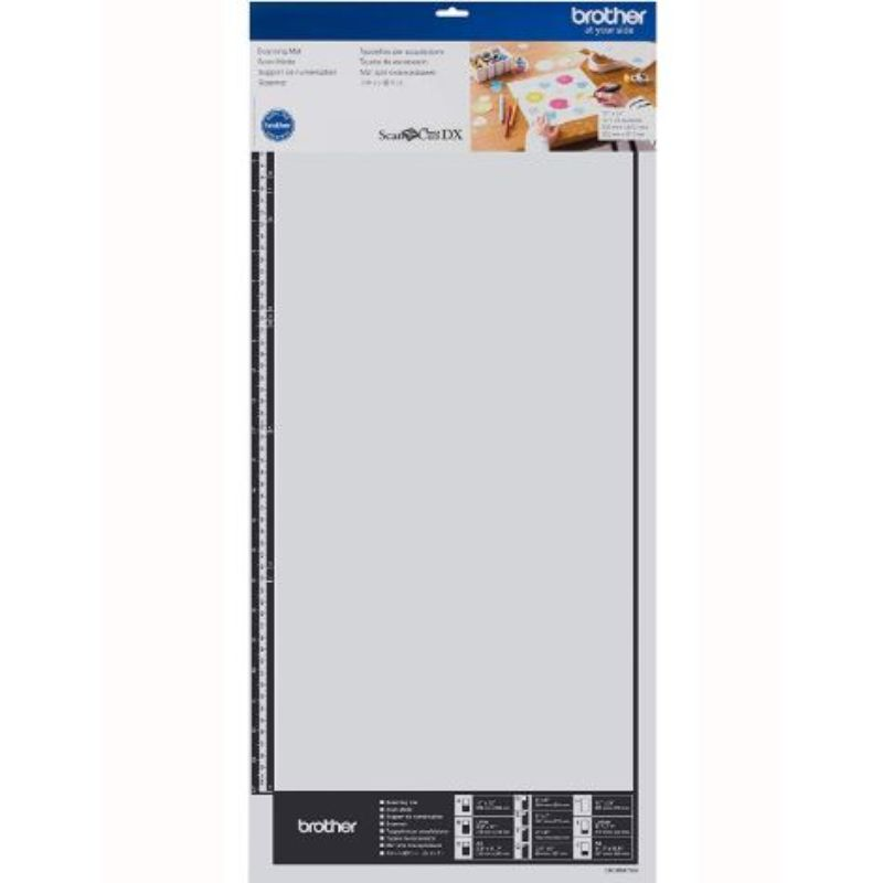 """Mat de Scaneo SDX 12 x 24""""  Diseñado especialmente para escanear materiales de hasta 1 mm de grosorPara utilizar con la máquina Nueva SD225NO LO UTILICE PARA CORTAR.El matde escaneado garantiza una calidad de escaneado estable.  Equipo Scrapyat"""