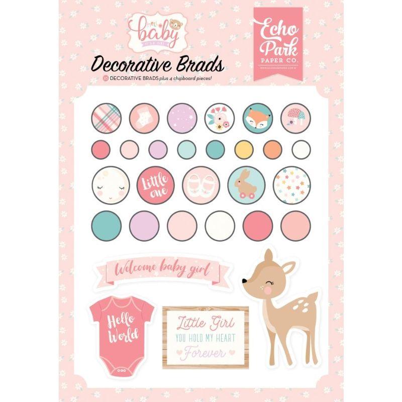 Aplicaciones decorativas para embellecer tus proyectos de scrapbook y manualidades.