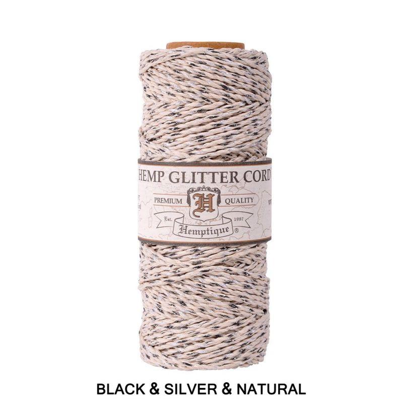 Hilo de fibra natural de cañamo utilIzado en scrabooking, tarjetería,encuadernación y decoración en todo tipo de manualidades, es biodegradable de 1 mm. de espesor, 62.5mt.