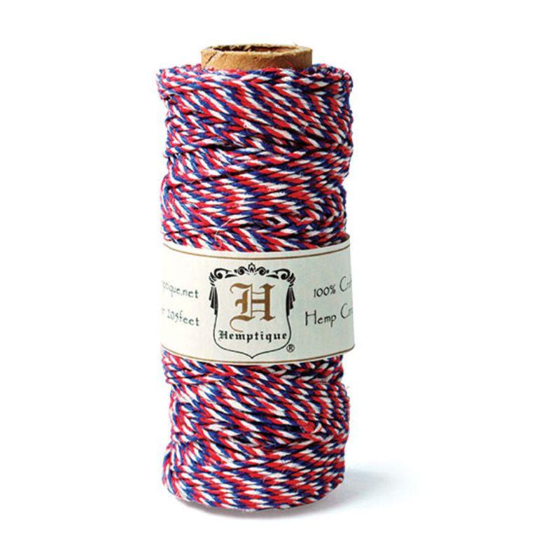 Hilo de fibranatural de cañamo de colores, utilizado en scrabooking,tarjetería,encuadernación y decoración en todo tipo de manualidades, es biodegradable de 1 mm. de espesor, 62.5mt.