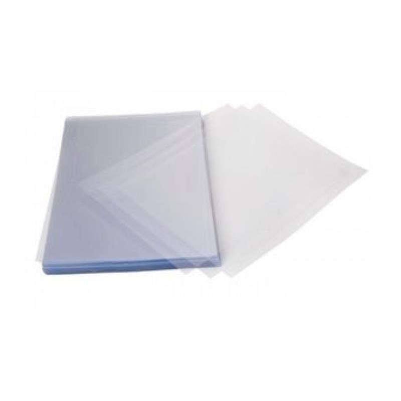 Láminas de celulosa de acetato virgen .  * Pack por 5 unidades.  * Tamaño 25 x 35 cm