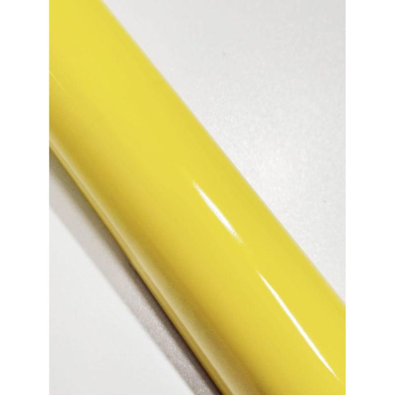 """Vinil Adhesivo Decorativo """"Amarillo""""  Vinil adhesivo transferible. Crea hermosos diseños con tu maquina de corte Scan&Cut de Brother, entre otras y transforma cualquier superficie en algo mágico y decorativo.  Tamaño: 30.5cm x 3metros  Equipo Scrapyart"""