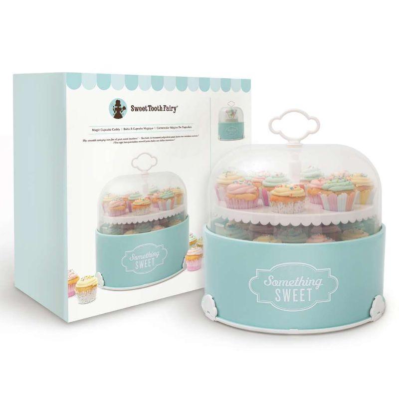 Cupcakes Holder  Organiza y decora con éste portacupcakes, ideal para tus reuniones y eventos.  Equipo Scrapyart