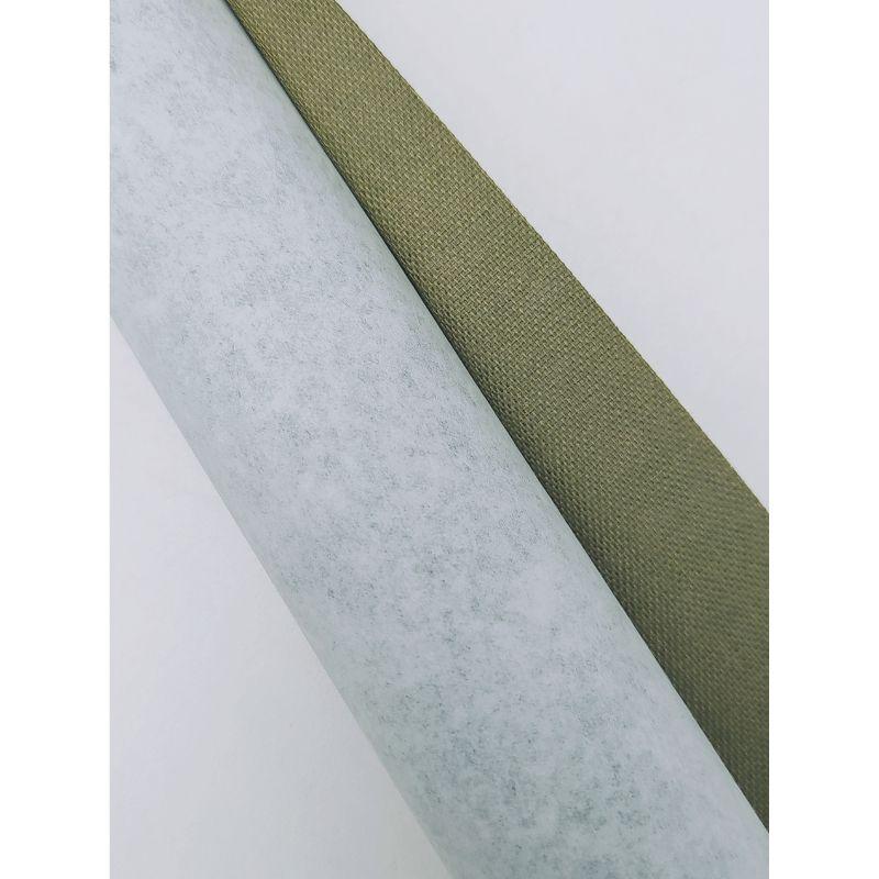 Lino Verde Claro  Lino tejido, ideal para tus proyectos de álbumes , encuadernacion, cartonaje y otras manualidades.  60cm aprox.  Equipo Scrapyart