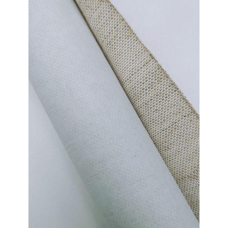 Lino Crema con Textura  Lino tejido con textura , ideal para tus proyectos de álbumes , encuadernacion, cartonaje y otras manualidades.  60cm aprox.  Equipo Scrapyart