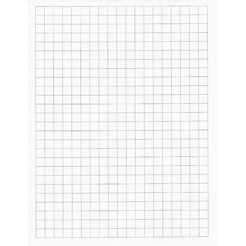 Cuadernillo cuadriculado A5 x 200  Cuadernillo de hojas blancas cuadriculadas, especiales para tus proyectos de encuadernación.  Equipo Scrapyart