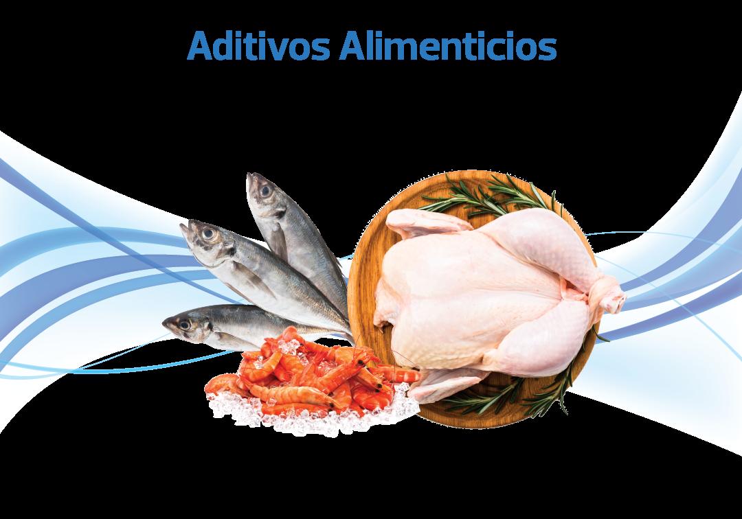 Aditivos, Coadyuvantes Tecnologicos, Pesca, Avicultura