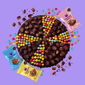 La combinación de nuestro Brownie Fest acompañado de deliciosos Brownies clásicos. Este pack contiene:  1 Brownie Fest 2 Brownies Fudge 2 Brownies Mármol 2 Brownies Café