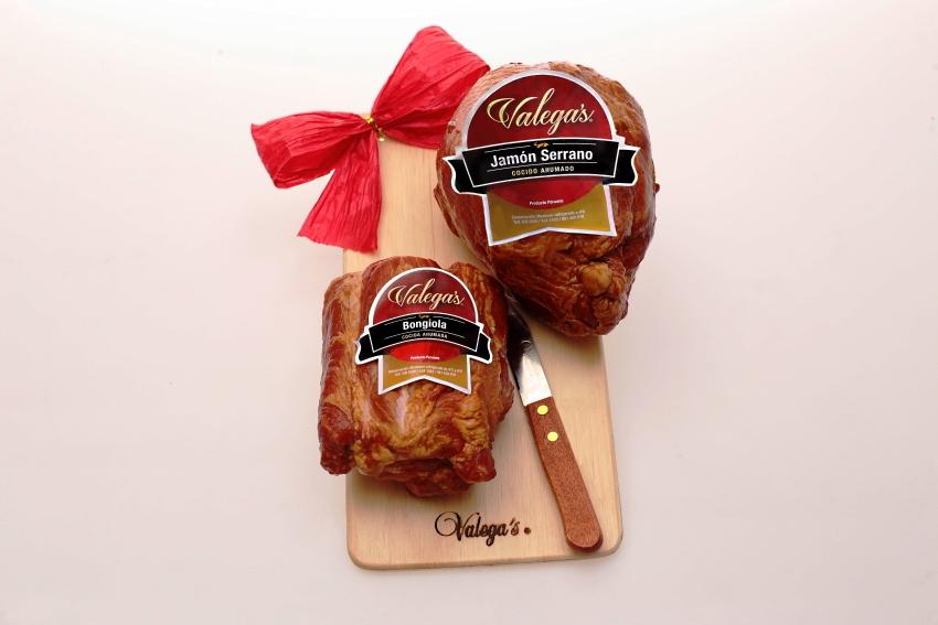 Bongiola Valegas + un producto a elegir