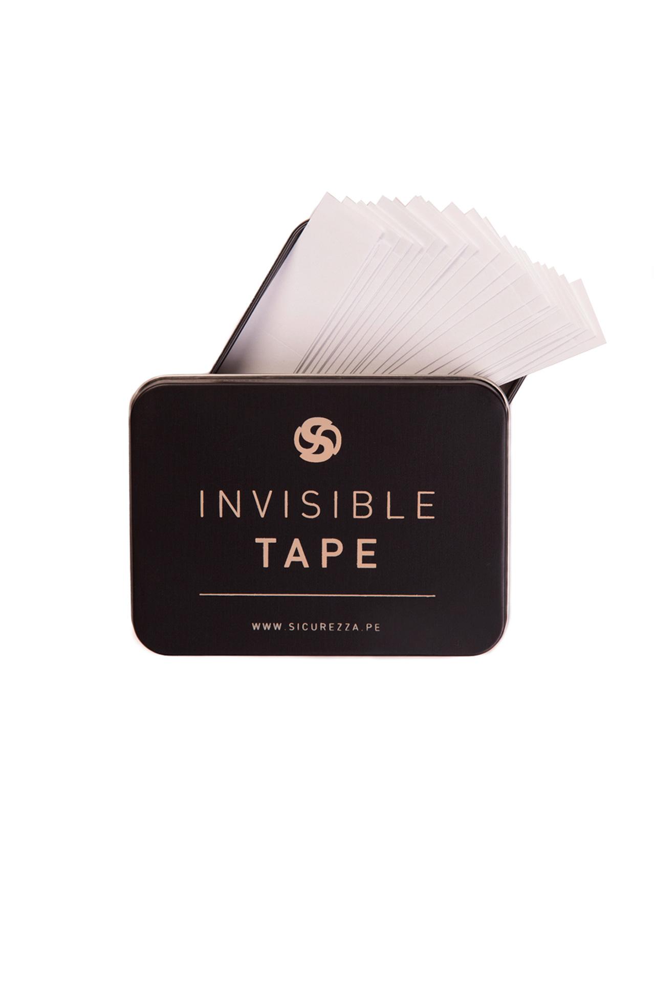 - Vienen 36 tiras en lata de metal     - No se recomienda usar sobre el pezón, ya que el adhesivo es fuerte    - Debe ir sobre telas o sobre el Nipple Pad o sobre el Invisible Bra.    *No se aceptan devoluciones de este producto.