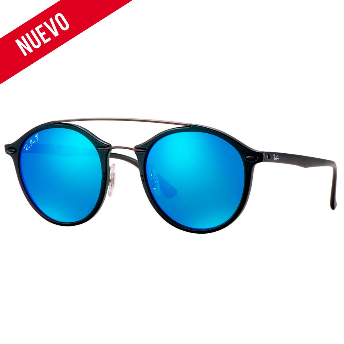 Estado:EN STOCK / DISPONIBLEModelo:RB4266Estilo:RoundTalla:49mmMaterial de Marco:NylonColor del Marco:NegroColor de Lunas:Azul Espejo PolarizadoProtección:100% UV400Origen:Made in ItalyContenido del Paquete:Certificadoestuche, pañuelo de lentes, Caja Original, Catalogo Never Hide,Bolso Never Hide.   :::DELIVERY GRATIS A TODO EL PERU:::Tiempo de envio Lima:24 horasTiempo envio a Provincias: 48 horas.