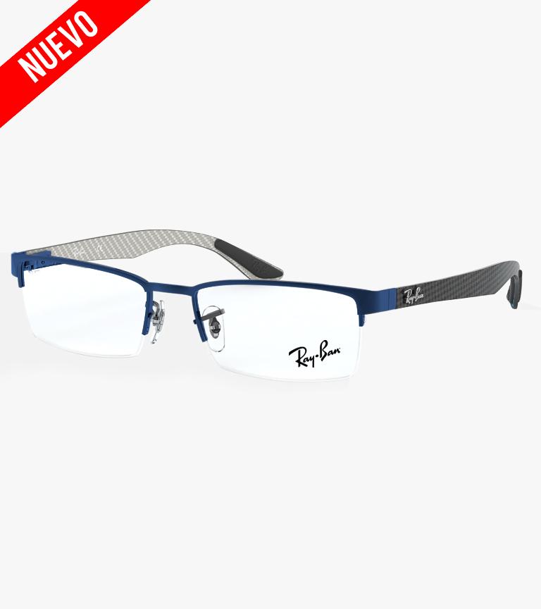 Estado:DISPONIBLE EN STOCKModelo:RB8412Estilo:LifestyleTalla:52mmColor:Azul / Gris / NegroOrigen:Made in ItalyProtección:100% UV 400Nota:Certificado, estuche rigido, pañuelo de lentes, caja original.     ACEPTAMOS TODAS LAS TARJETAS:  ::: ENVIOSA TODO EL PERU :::     Entrega compra por la web:De 2a 3días hábiles.Nota:Realiza tus consultas porWhatsapp 975359338  Rayban Peru, lentes rayban en peru,rayban peru, aviator clasico, lentes rayban, lentes aviador, aviadores, aviators, lente aviador clasico